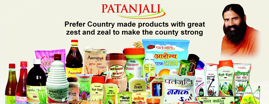 Patanjali's one brand strategy